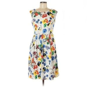 NWOT Ellen Tracy multicolor Dress